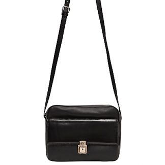 French Connection Clean Caroli Faux Leather Cross Body Bag