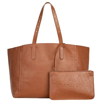 Gerard Darel Leather Tote Bag
