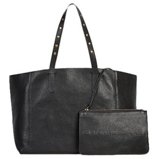 Gerard Darel Studded Tote Bag