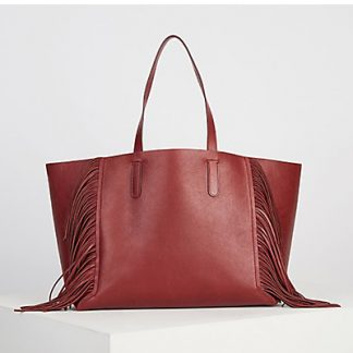 Gerard Darel Simple 2 Fun Leather Shoulder Bag