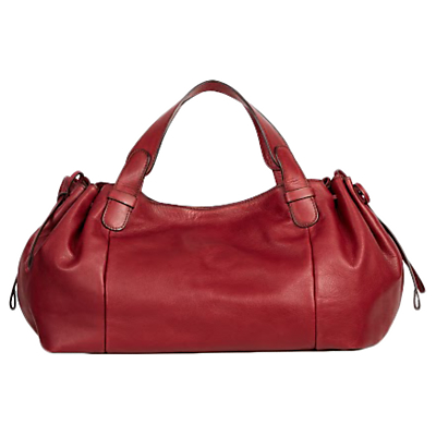 Gerard Darel Le 24 GD Leather Shoulder Bag