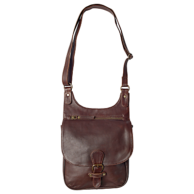 Fat Face Hannah Oiled Cross Body Bag
