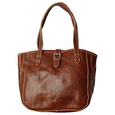 Fat Face Small Buckle Tote Bag