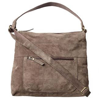 Fat Face Sally Suede Shoulder Bag