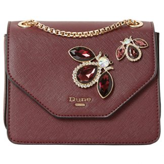 Dune Elady Jewel Clutch Bag