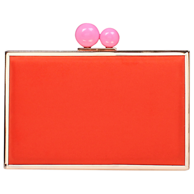 Carvela Glady Box Clutch Bag
