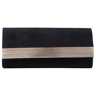 Miss KG Holla Suedette Clutch Bag