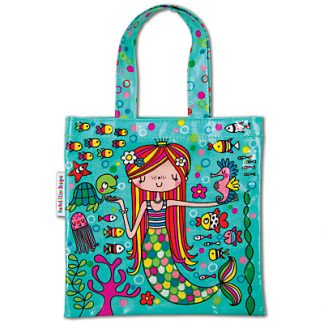 Rachel Ellen Mermaid Mini Tote