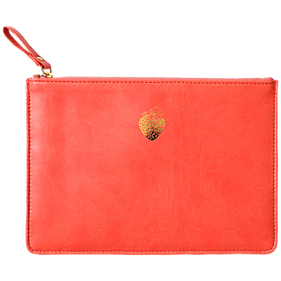 Portico Sky & Miller Strawberry Pouch