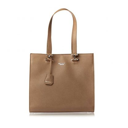 Modalu Cara: Mocha Tote Bag MH4713 MOCHA