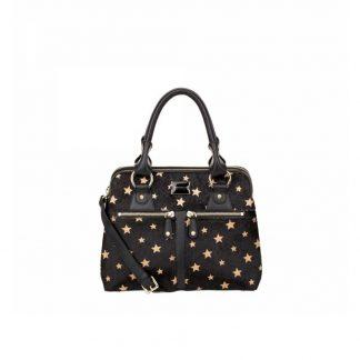MODALU Pippa Mini Black Star Grab Bag MH4583-BLACK STARS