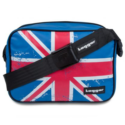 Tagger Union Jack Complete Shoulder Bag 1011-512061-OLBL