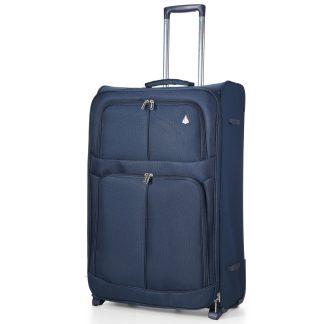 "Aerolite 9613 Lightweight Medium Expandable 26"" 2 Wheel Suitcase"