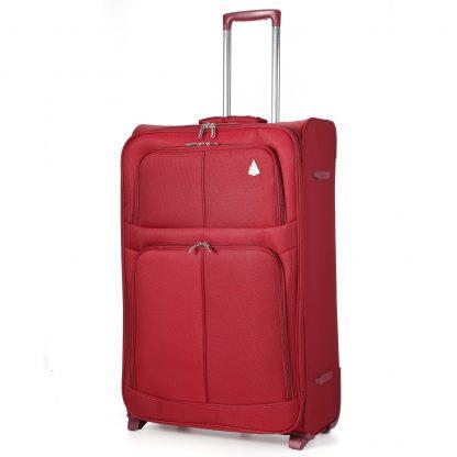 "Aerolite 9613 Lightweight Medium 26"" 2 Wheel Luggage Suitcase"