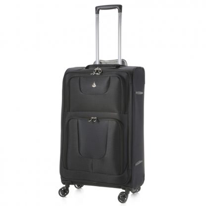 Aerolite AERO9978 600D Ripstop 8 Wheel 29in Lightweight Suitcase
