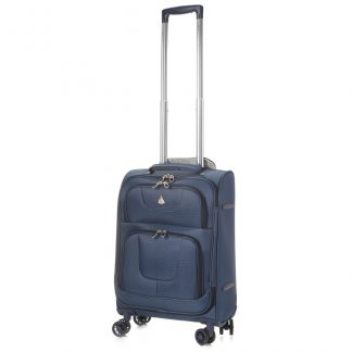Aerolite AERO9978 Lightweight 8 Wheel 21in Cabin Size Luggage