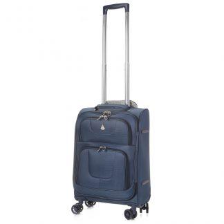 Aerolite AERO9978 Lightweight 8 Wheel 21in Cabin Size Luggage