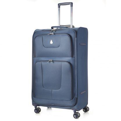 "Aerolite AERO9978 600D Jacquard Ripstop 8 Wheel Spinner 29"" Suitcase"