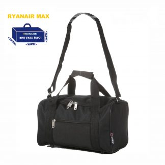 5 Cities Second Bag Sized Flight Bag/Holdall (HOLD601)