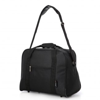 42x32x25cm Maximum Hand Luggage Cabin Holdall by 5 Cities