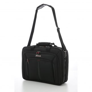 "Aerolite 17"" Classic Executive Business Work Laptop Hand Cabin Bag"