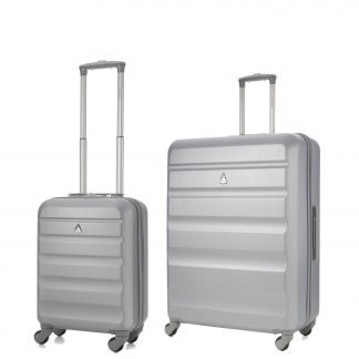 Aerolite ABS Hardshell Luggage Suitcase Travel Trolley