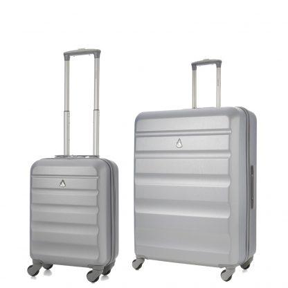 Aerolite ABS Hardshell Luggage Suitcase Travel Trolley