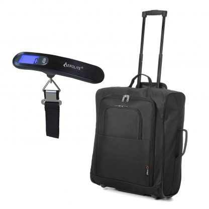 56x45x25cm & 50kg/100lbs Main & Additonal Second Cabin Bags