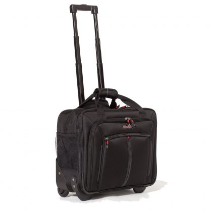 "Aerolite 17"" Executive Mobile Office Business Hand Cabin Laptop Bag"