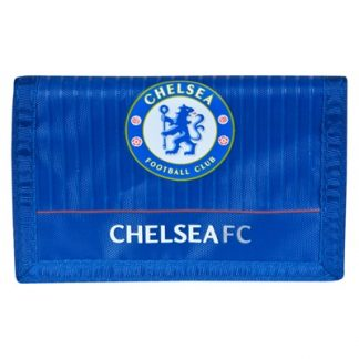 Chelsea Wallet - Blue/Red