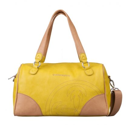 Brunotti Lime PU Handbag BB4104-002