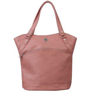 Brunotti Dusty Pink PU Shopper Bag BB4106-303