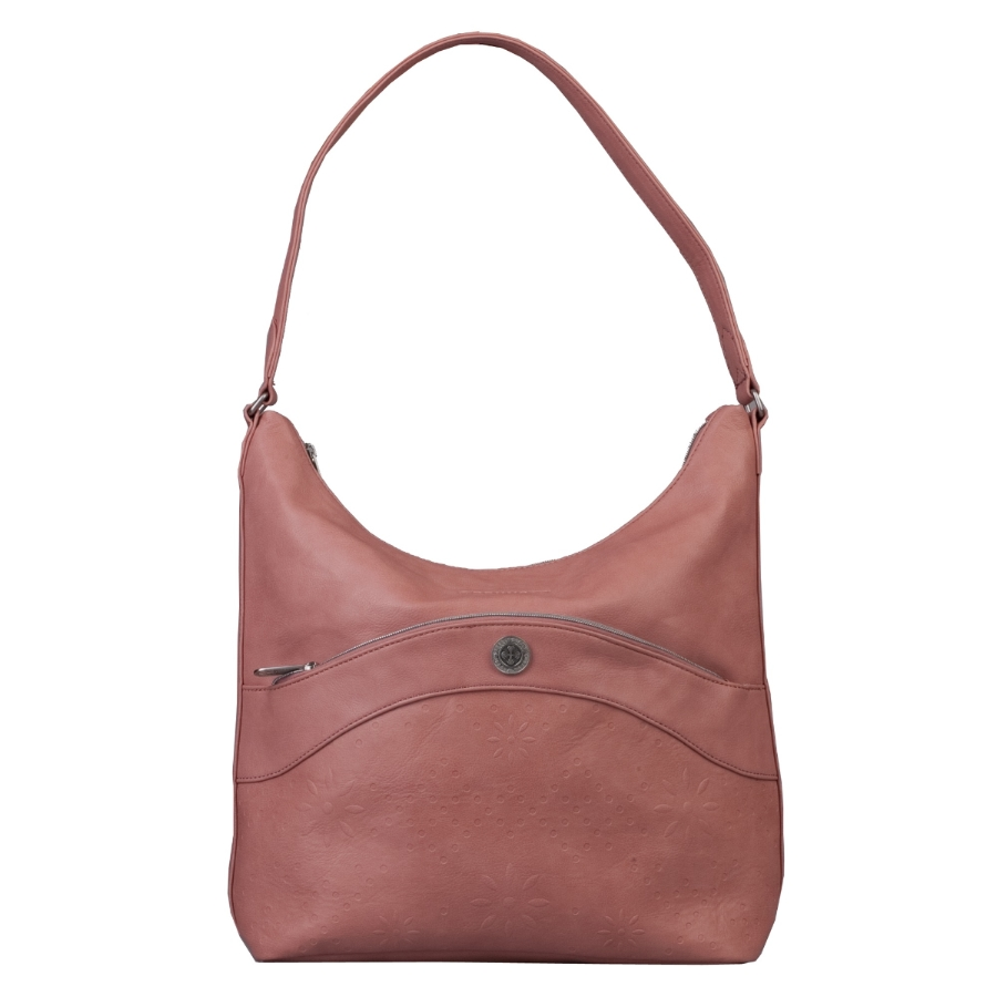 Brunotti Dusty Pink PU Hobobag BB4107-303