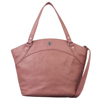 Brunotti Dusty Pink PU Carry All Handbag BB4108-303