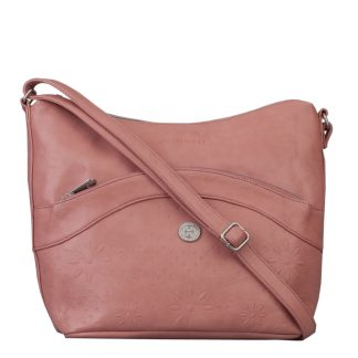 Brunotti Dusty Pink Medium Shoulder Bag BB4110-303