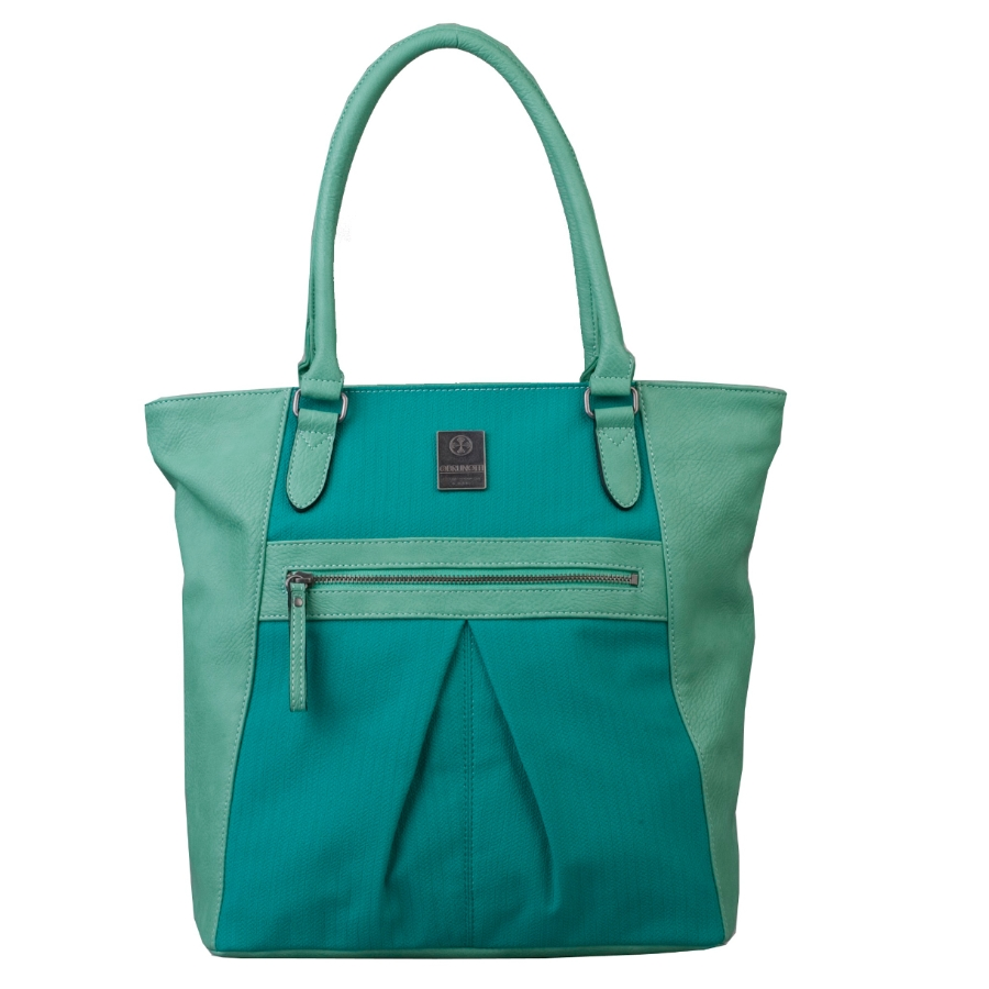 Brunotti Soft Turquoise PU Shopper Bag BB4123-506