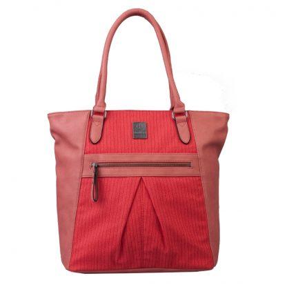 Brunotti Soft Red PU Shopper Bag BB4123-803