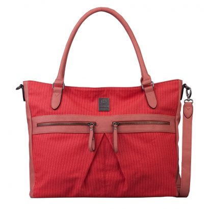 Brunotti Soft Red PU Carry All Bag BB4124-203
