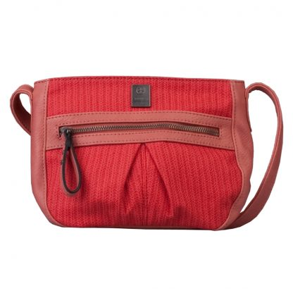 Brunotti Soft Red PU Shoulder Bag BB4127-203