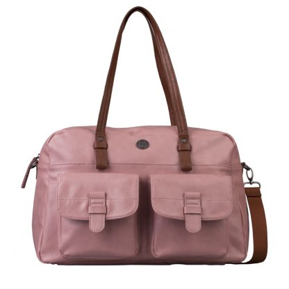 Brunotti Sort Pink PU Carry All Bag BB4133-304
