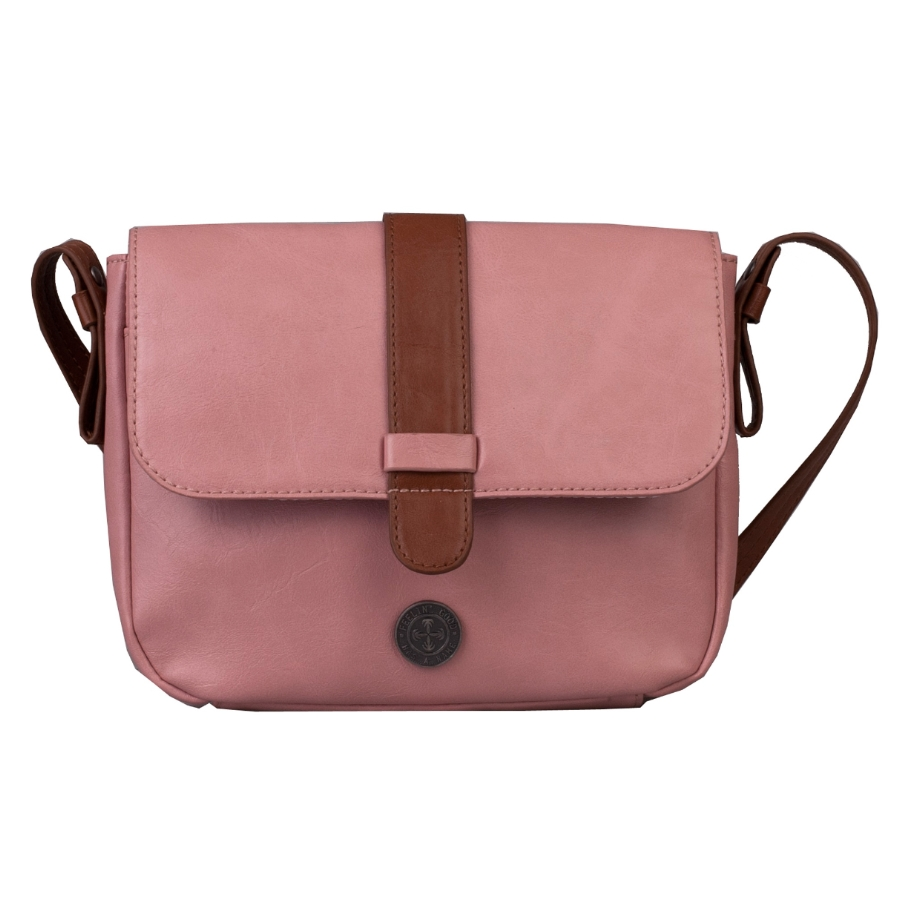 Brunotti Soft Pink PU Shoulder Bag BB4135-304