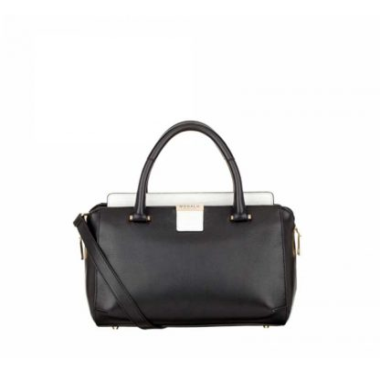 MODALU Westbourne Black and White Small Grab Bag MH4754-BLACK MIX