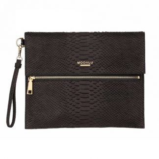 MODALU Erin Ladies Black Clutch Bag MH4761 BLACK