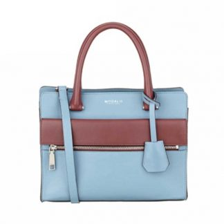 MODALU Erin Ladies Blue Mini Tote Bag MH4789 AIRFORCE
