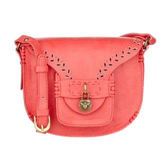 NICA Ladies Keri Coral Crossbody Bag NH6015-CORAL